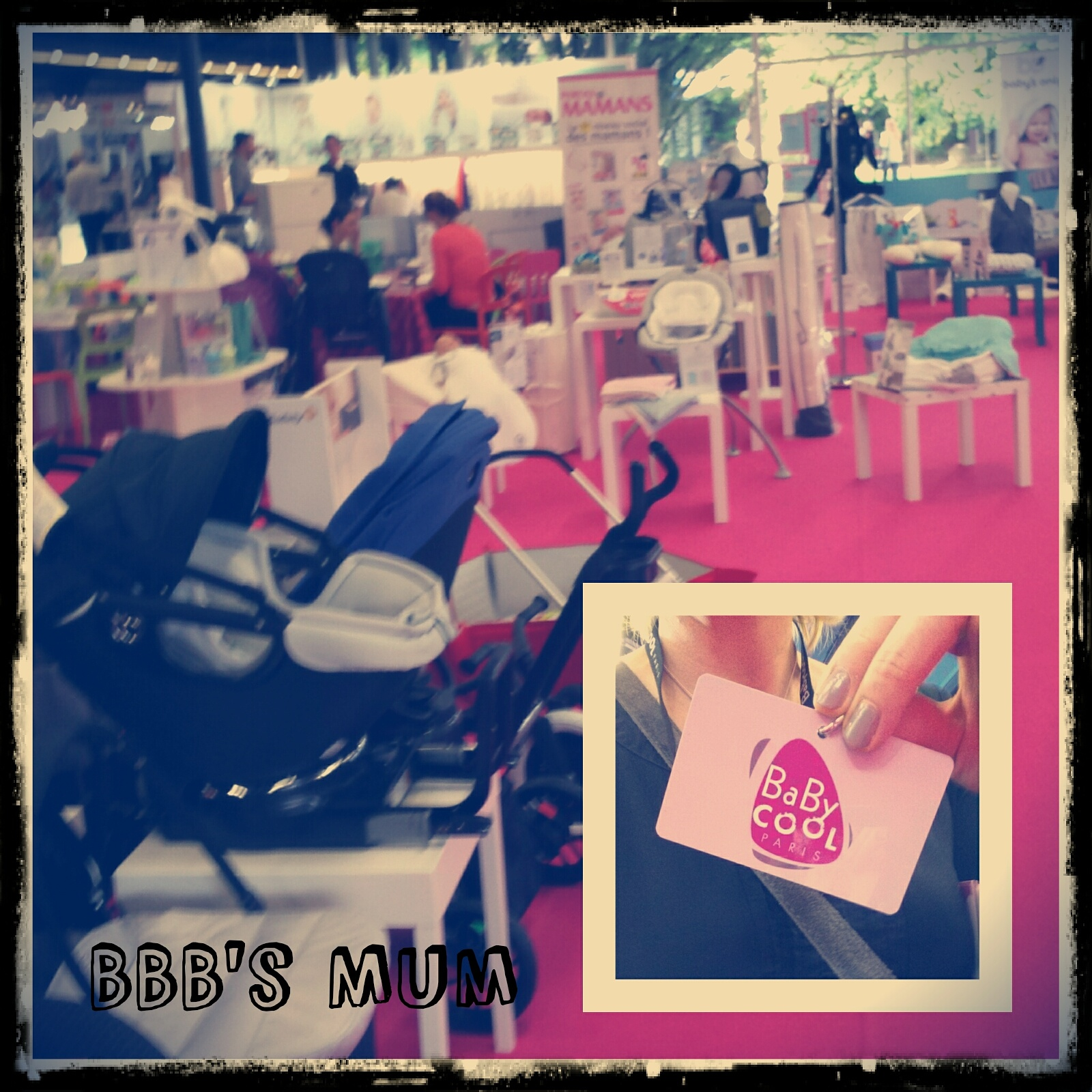 Salon baby cool 2014 bbb 39 s mum for Salon baby cool