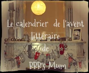 calendrier de l'avent littéraire bbbsmum