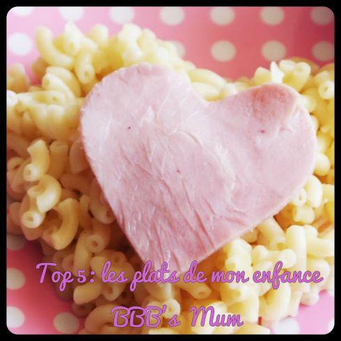 top 5 plats enfance bbsmum (2)