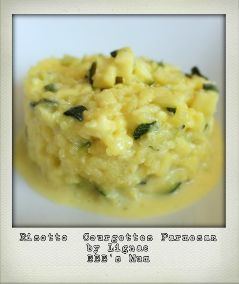 risotto courgettes bbbsmum