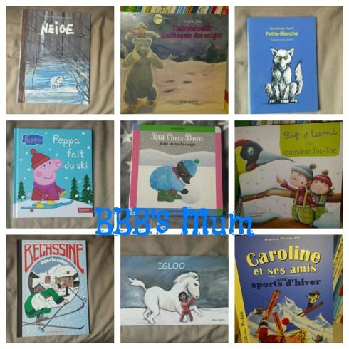 top9 livres hiver bbbsmum
