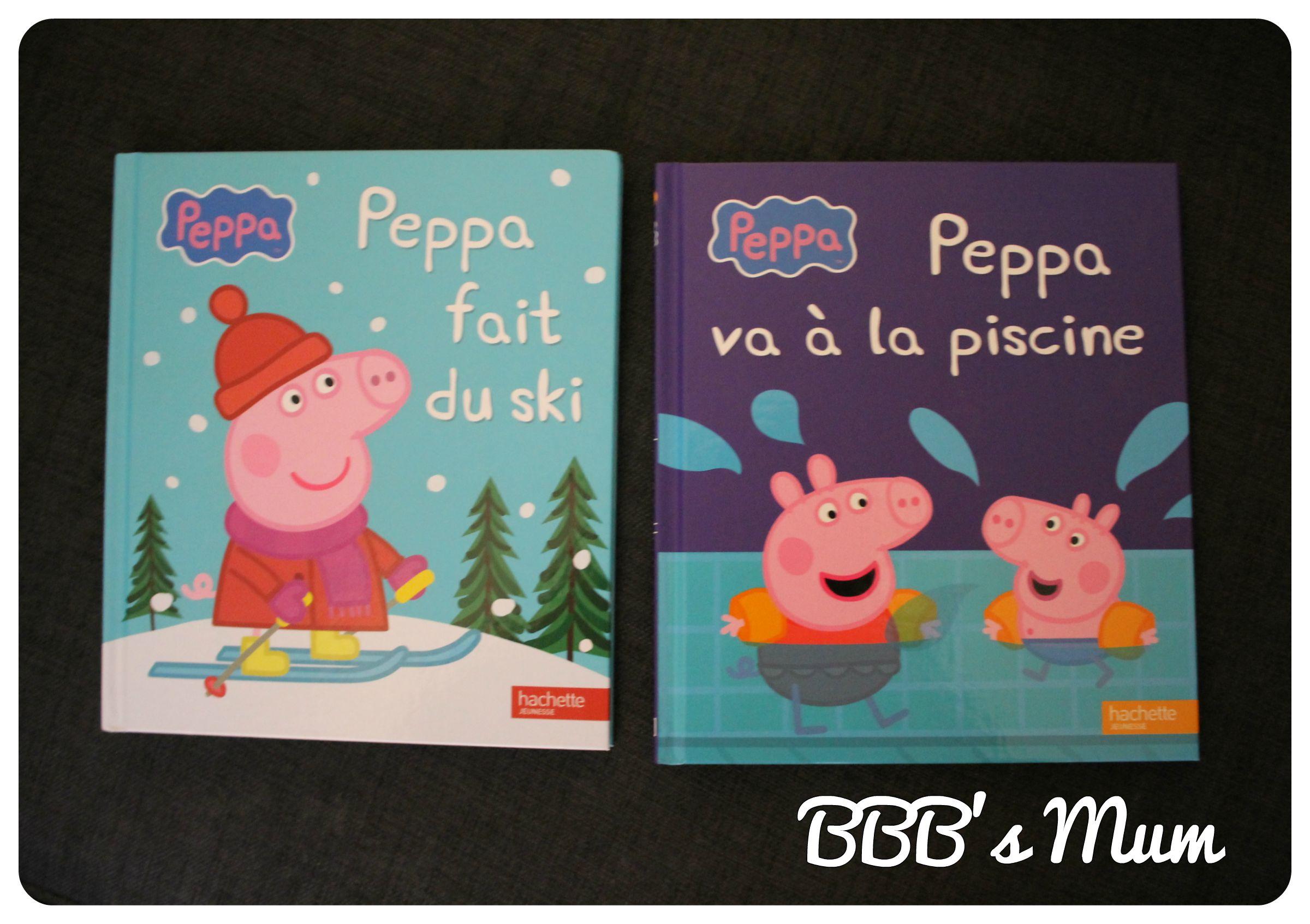 Peppa Pig Fait Son Entree Dans Notre Bibliotheque Bbb S Mum