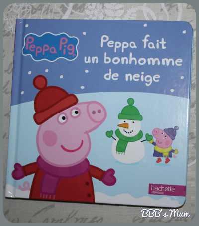 peppa fait un bonhomme de neige bbbsmum (1)