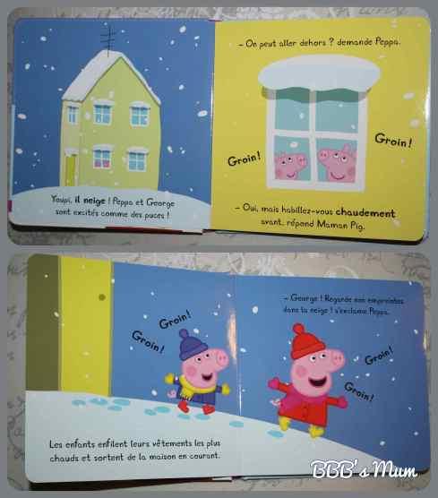 peppa fait un bonhomme de neige bbbsmum (2)