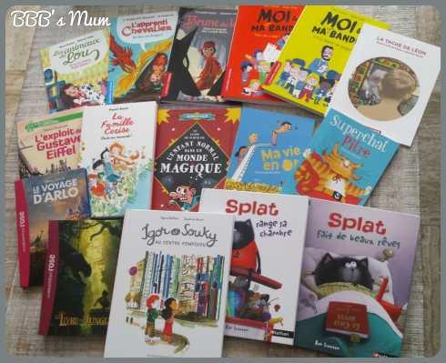 sélection livres avril 2016 bbbsmum