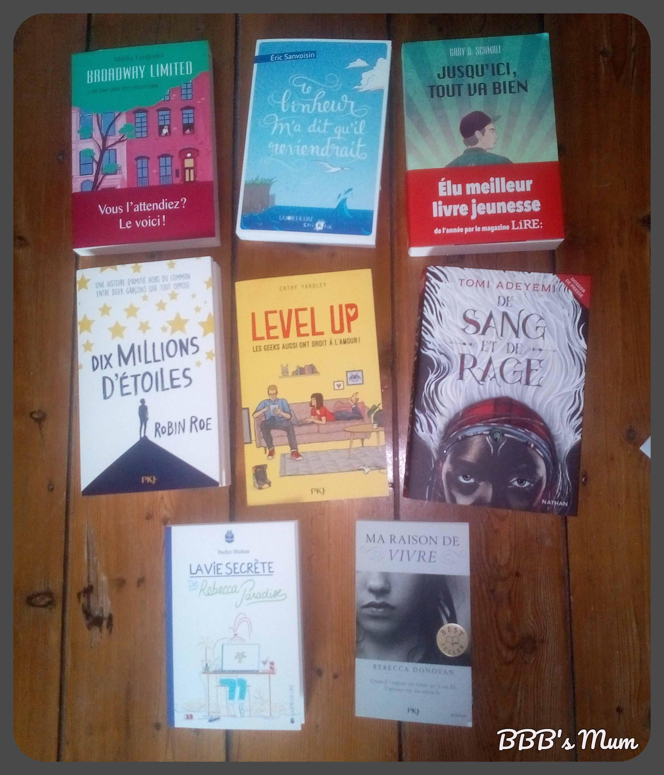 Idees Lectures Pour Les Ados Vacances Paques 2019 Bbb S Mum